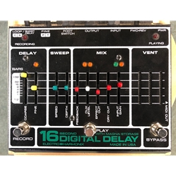 16 Second Digital Delay