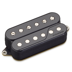 Fluence Classic Humbucker Open Core Black Single Bridge