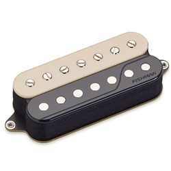 Fluence Classic Humbucker 7-String Open Core Zebra Single Bridge