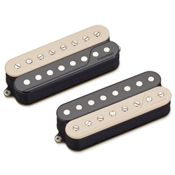 Fluence Classic Humbucker 8-String Open Core Zebra Set of 2