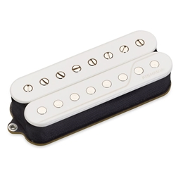 Fluence Classic Humbucker 8-String Open Core White Single Bridge