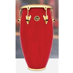 MATADOR SERIES WOOD TUMBA RED w GOLD HW