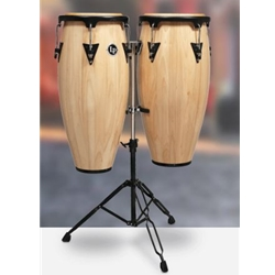 ASPIRE SERIES 10-INCH/11-INCH CONGA SET NATURAL
