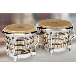 GALAXY GIOVANNI SIGNATURE BONGOS NATURAL/CHROME