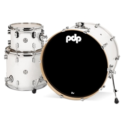 Concept Maple 3 piece kit Pearlescent White