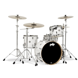 Concept Maple 4 piece kit Pearlescent White