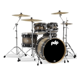 Concept Maple 5 piece kit Satin Charcoal Burst