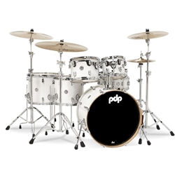 Concept Maple 6 piece kit Pearlescent White