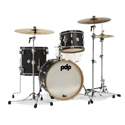Concept Maple Classic Bop Kit Ebony stain