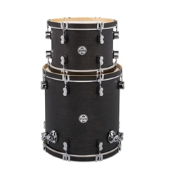 Concept Maple Classic Tom Pack Ebony stain