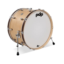 Concept Maple Classic 14x24 Bass Drum Natural stain