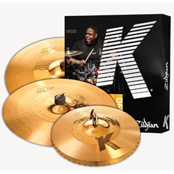 K Custom Hybrid Cymbal Set