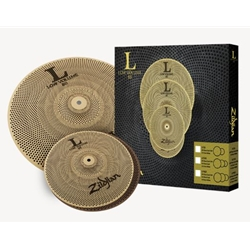 Low Volume L80 13/18 Cymbal Set
