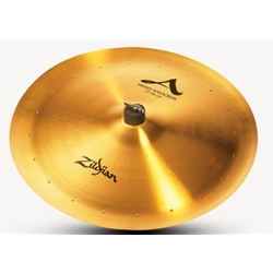 "22"" A Zildjian Swish Knocker With 20 Rivets"