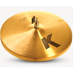 "15"" K Zildjian Light HiHat Pair"
