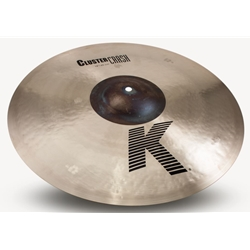 "18"" K Zildjian Cluster Crash"