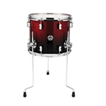 Concept Birch 12x14 Tom Cherry to Black fade